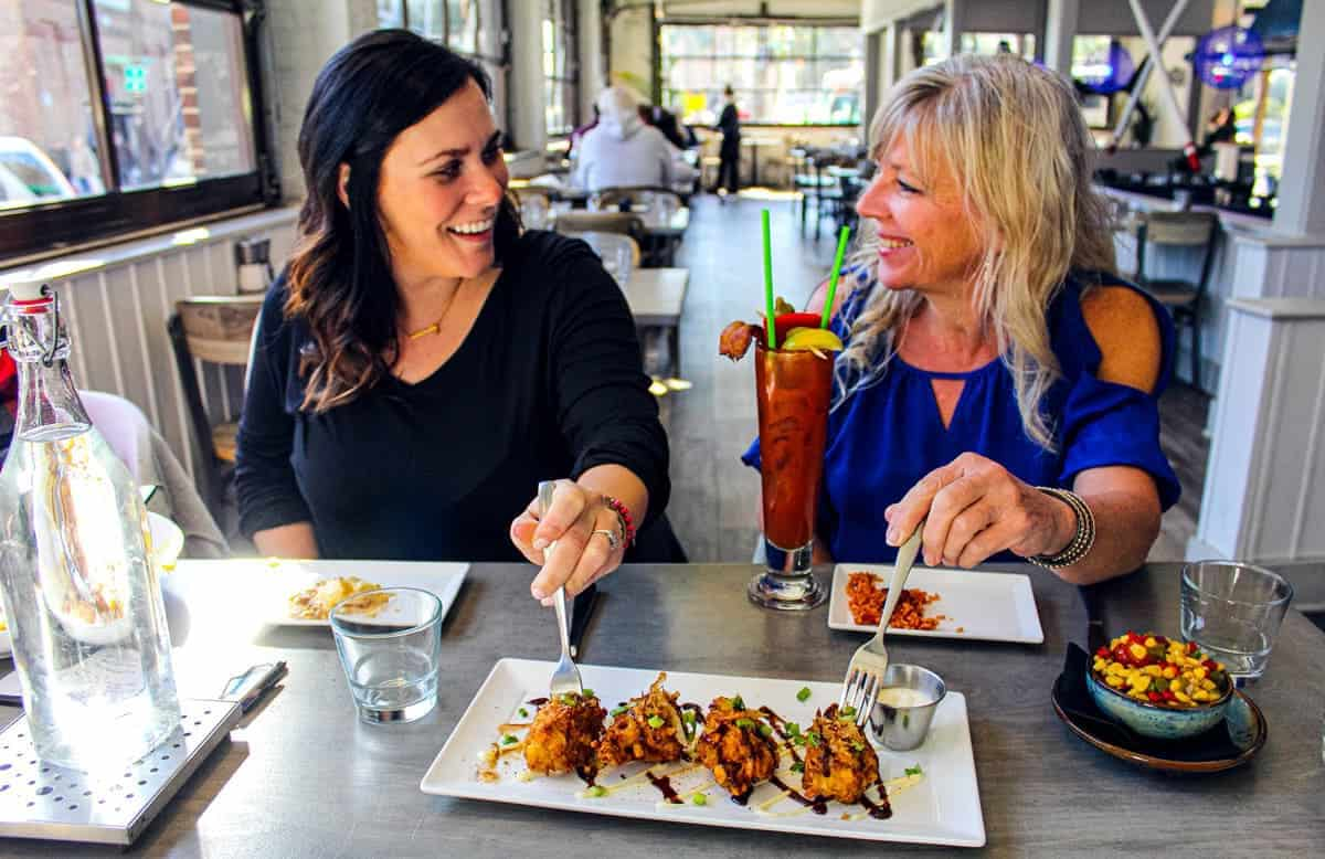 Secret Food Tours: Charleston