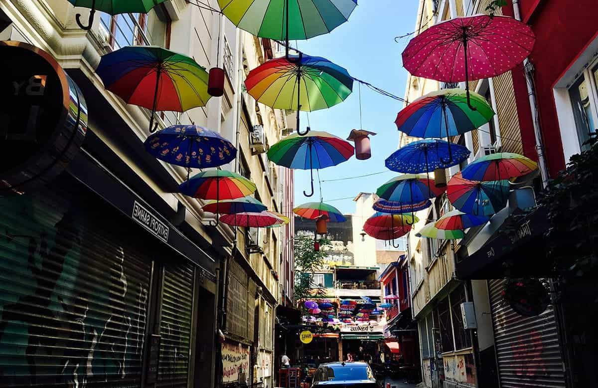 Lunch Food Tours: Istanbul - Kodikoy
