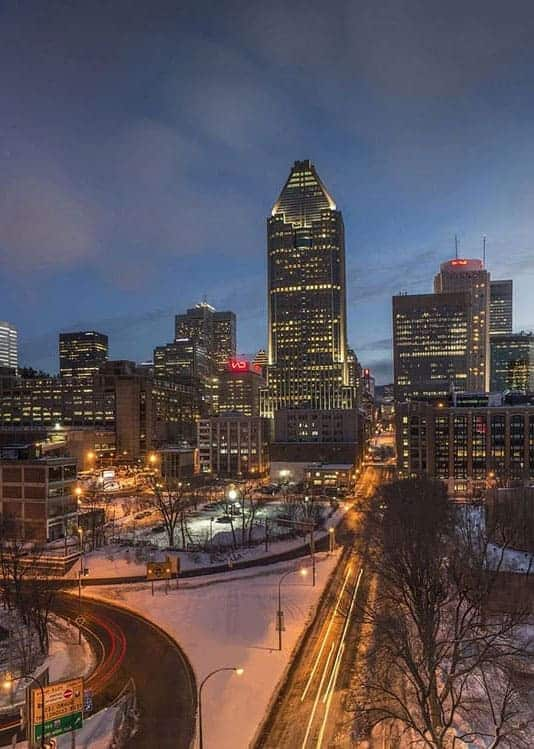 Montreal - City View