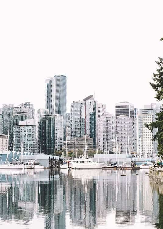 Vancouver - City View