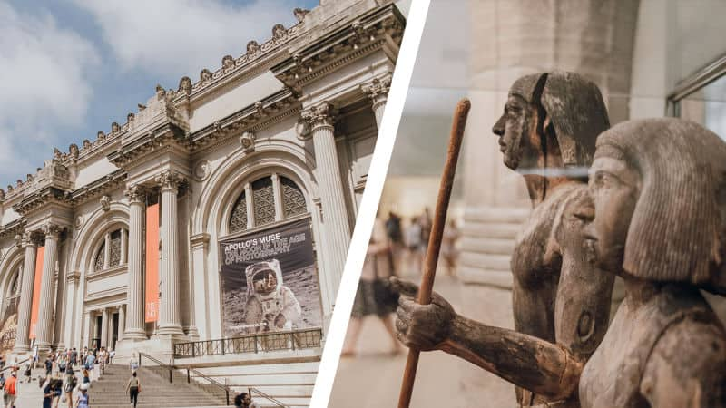NYC Met Museum Tour With a Twist
