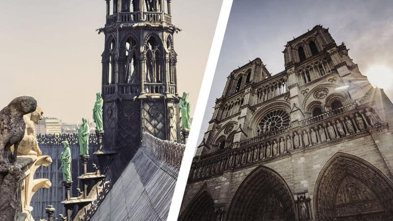 Virtual Tour: Paris' Notre Dame