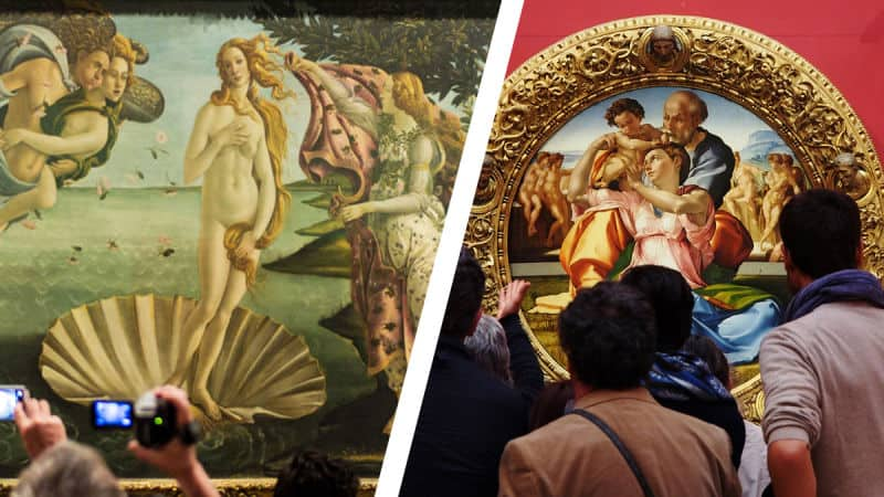 Highlights of the Uffizi Gallery tour